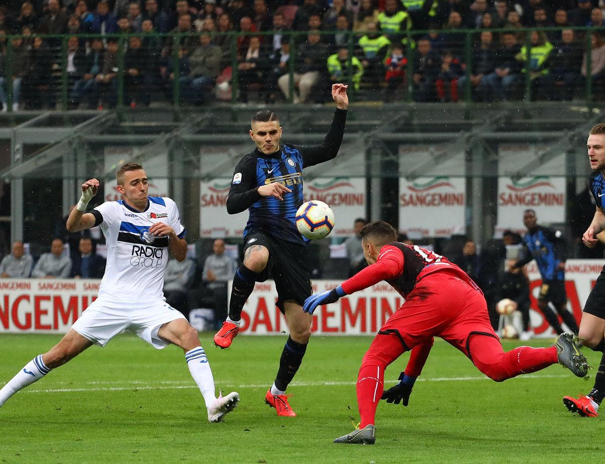 Sin goles en San Siro: Inter 0-0 Atalanta