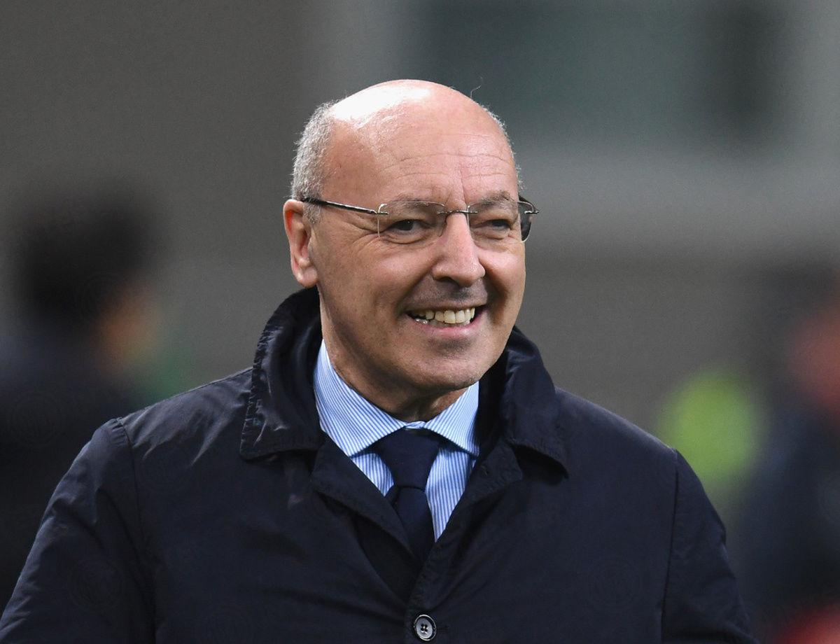 Marotta in Lega Calcio per l'incontro tra i rappresentanti delle società di Serie A e la CAN A