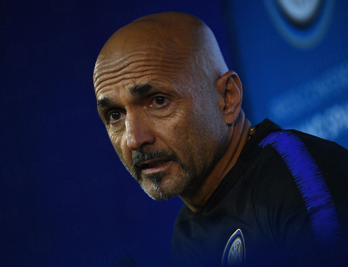 Frosinone-Inter, la conferenza stampa di Luciano Spalletti