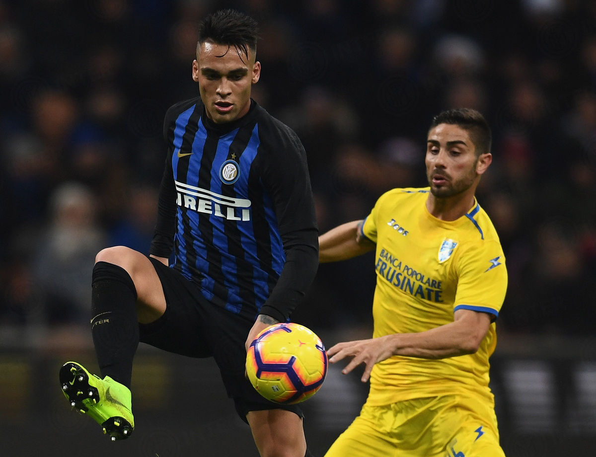 Stats and trivia ahead of Frosinone vs. Inter