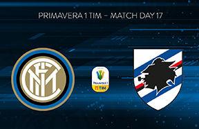 Primavera 1 TIM, Inter-Sampdoria live su Inter TV e inter.it
