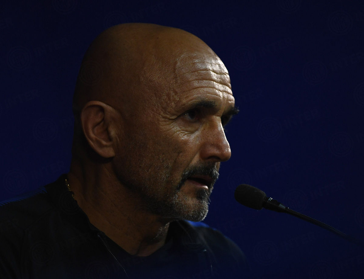 """Spalletti: """"El Inter tiene que ser la prioridad"""""""