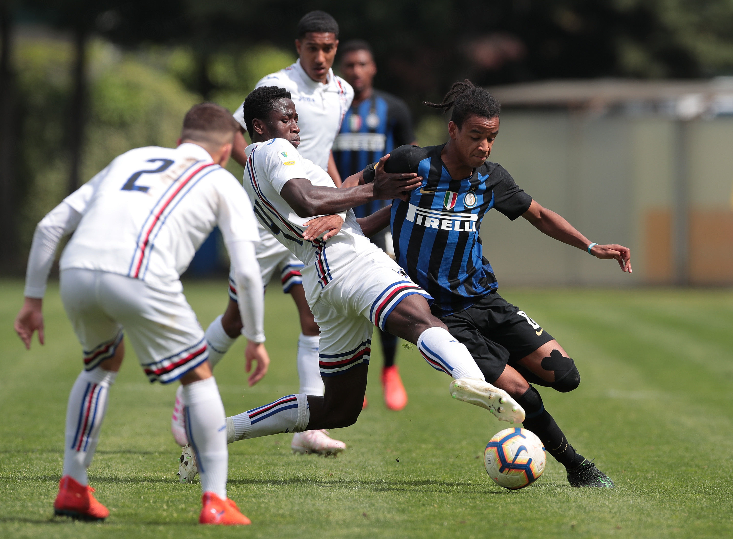 Primavera 1 TIM, Inter-Sampdoria 0-0