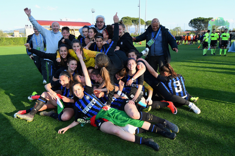 Femminile, Primavera: l'Inter batte la Roma ed è CAMPIONE D'ITALIA!