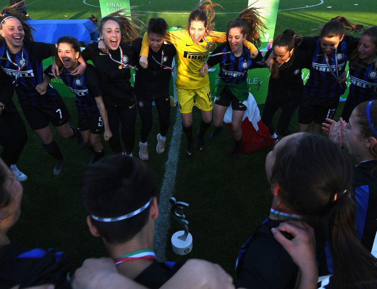 Femminile, Inter-Roma U19: le dichiarazioni nerazzurre dopo la vittoria Scudetto