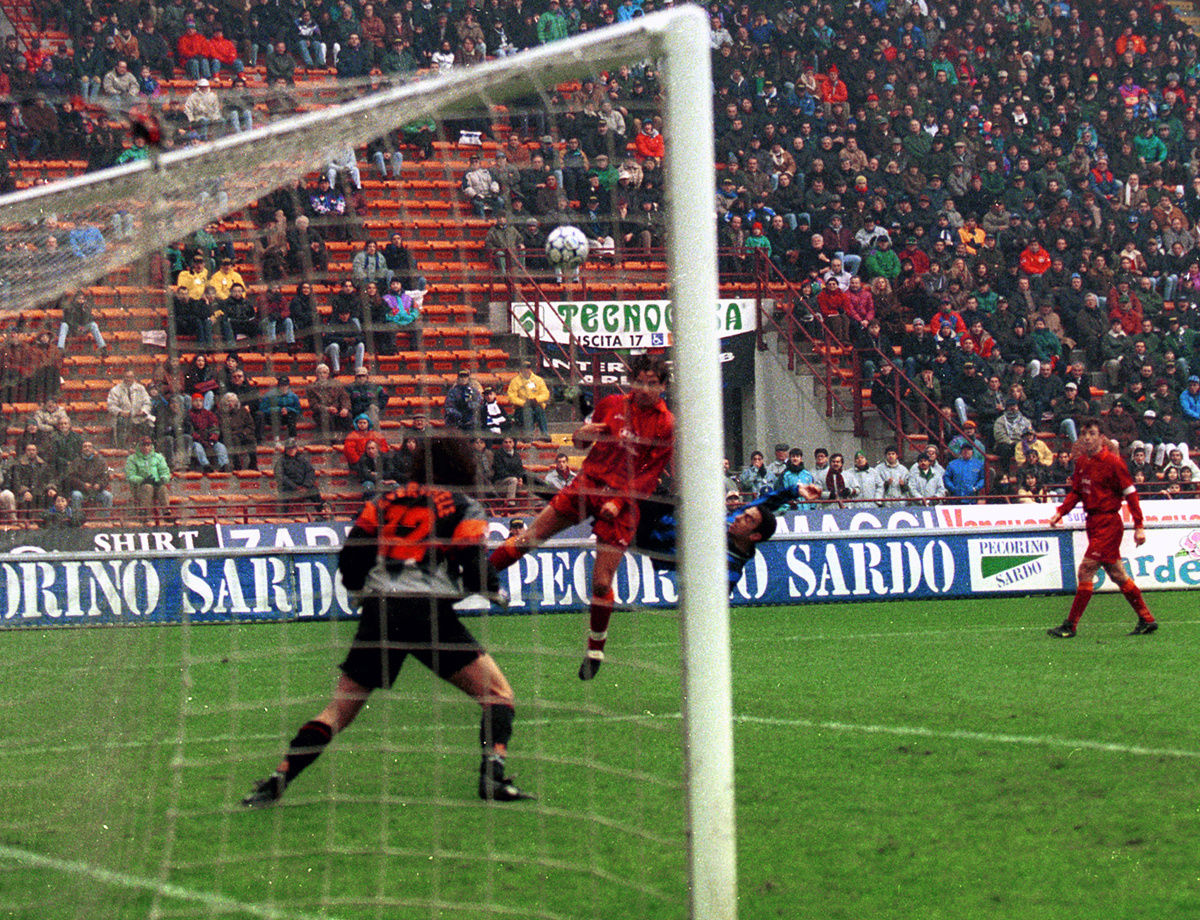Inter vs. Roma, looking back at the previous goal-fests