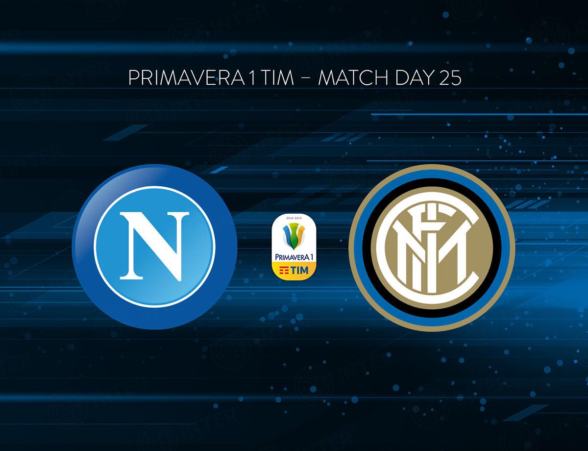 Primavera 1 TIM, Napoli vs. Inter live on Inter TV and inter.it