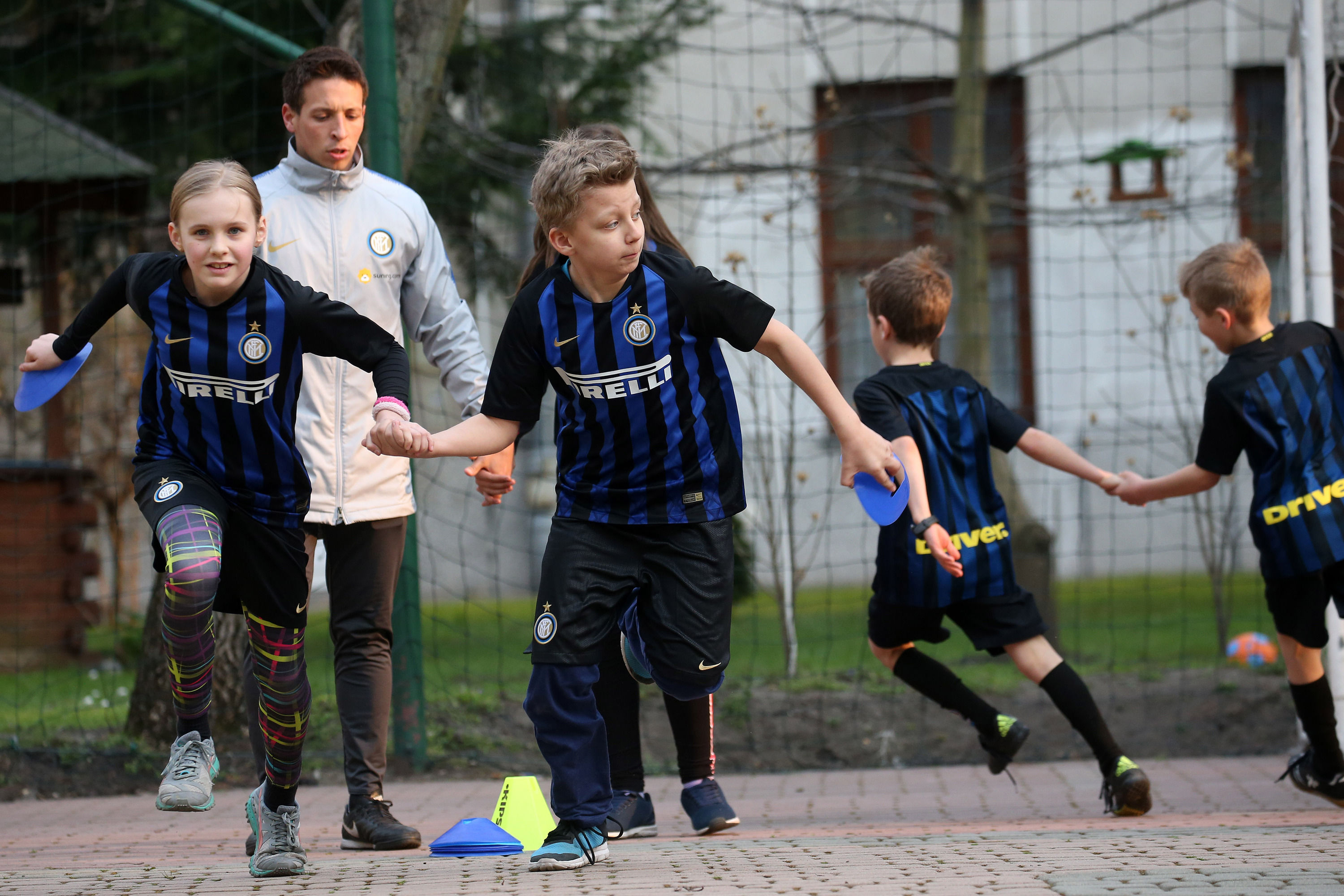 New energy at Inter Campus Poland