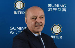 "Marotta: ""We have to hit our goal"""