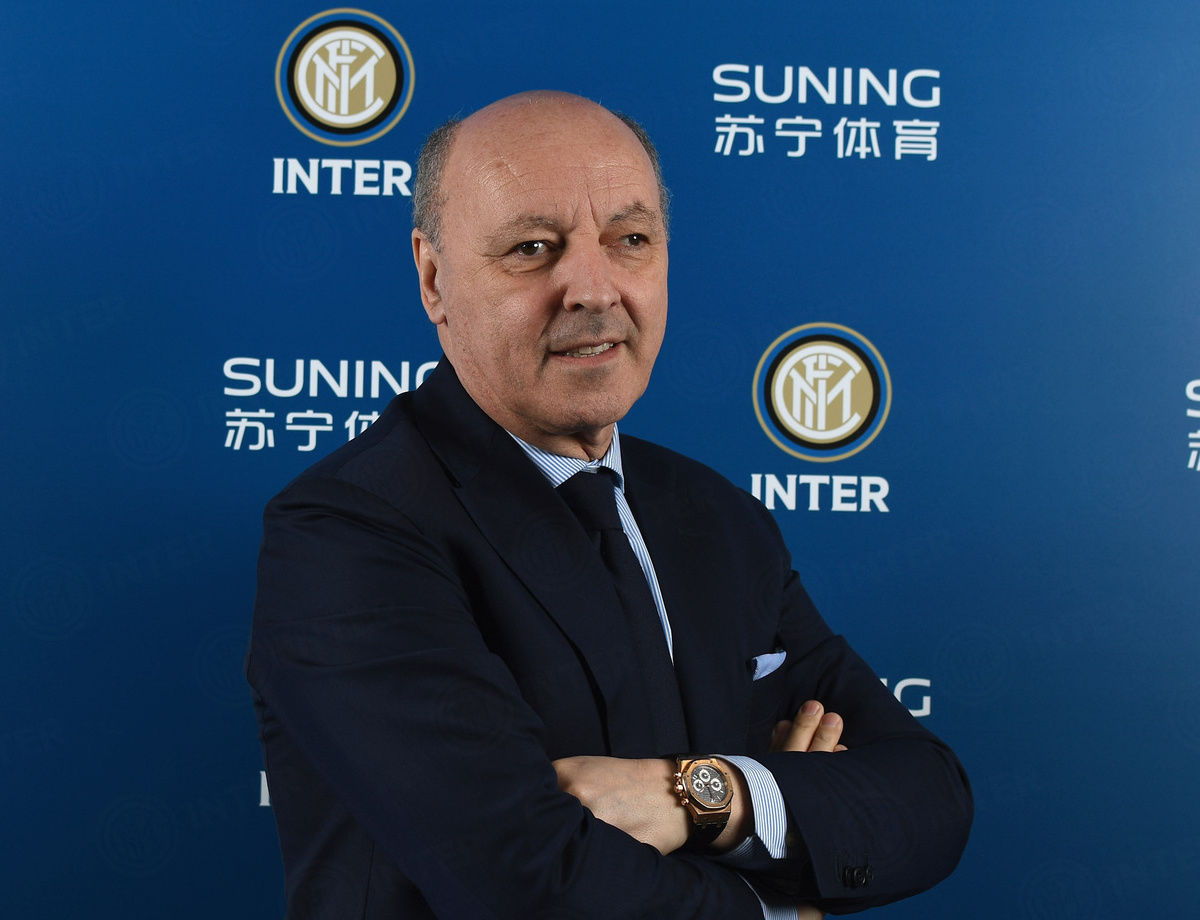 """Marotta: """"We have to hit our goal"""""""