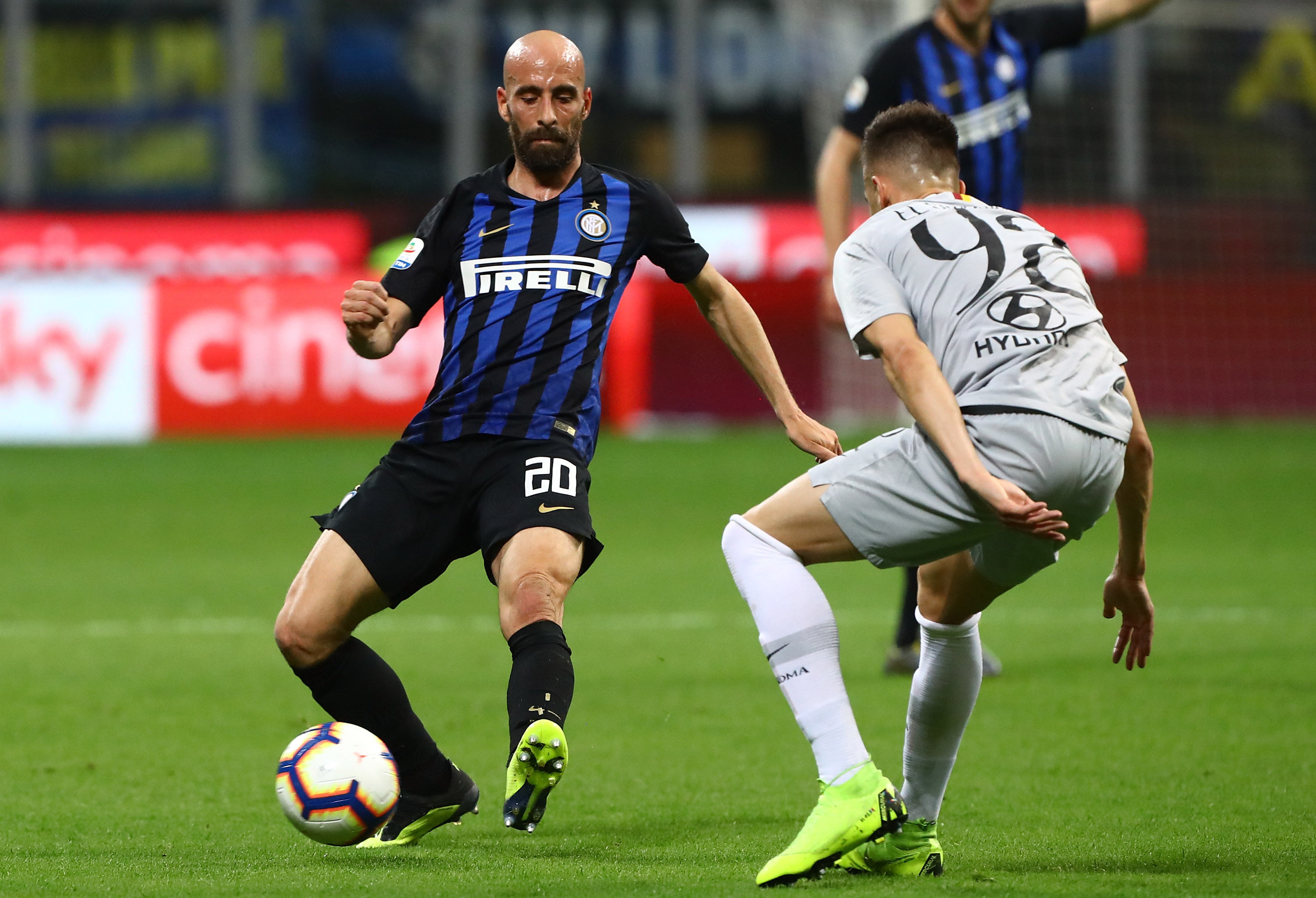 Gallery from Inter 1-1 Roma