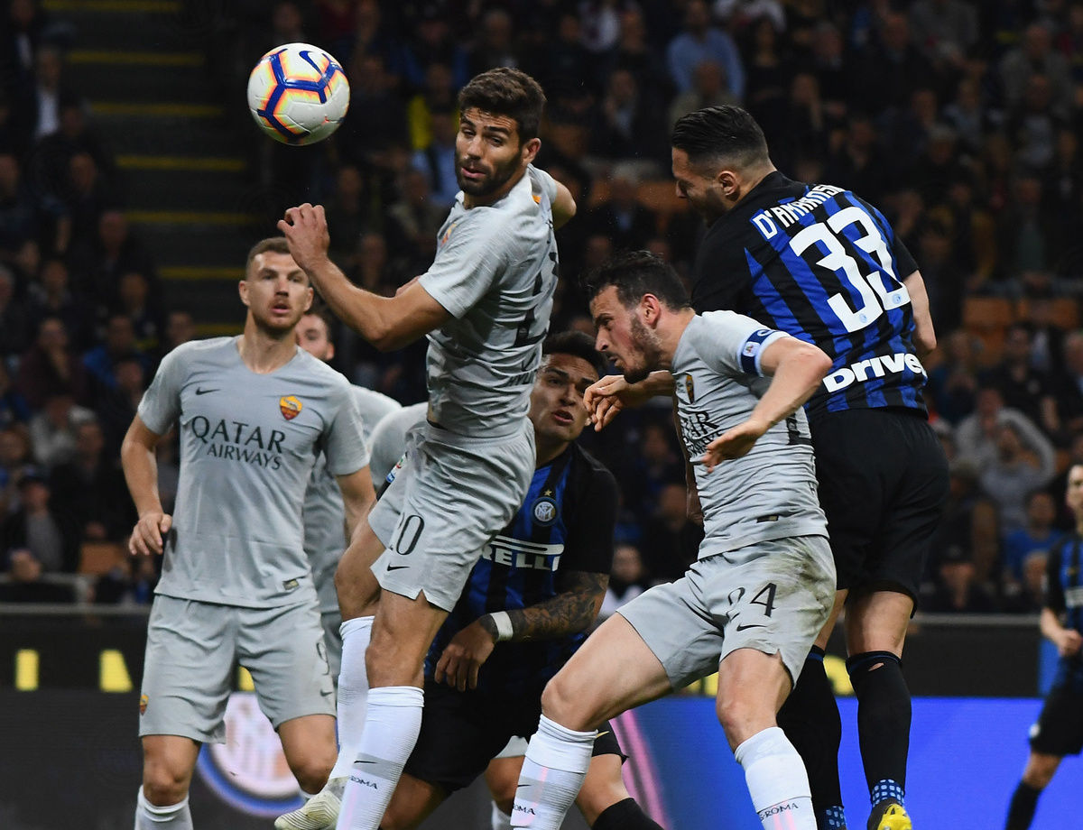 Inter 1-1 Roma, semua yang perlu kamu ketahui