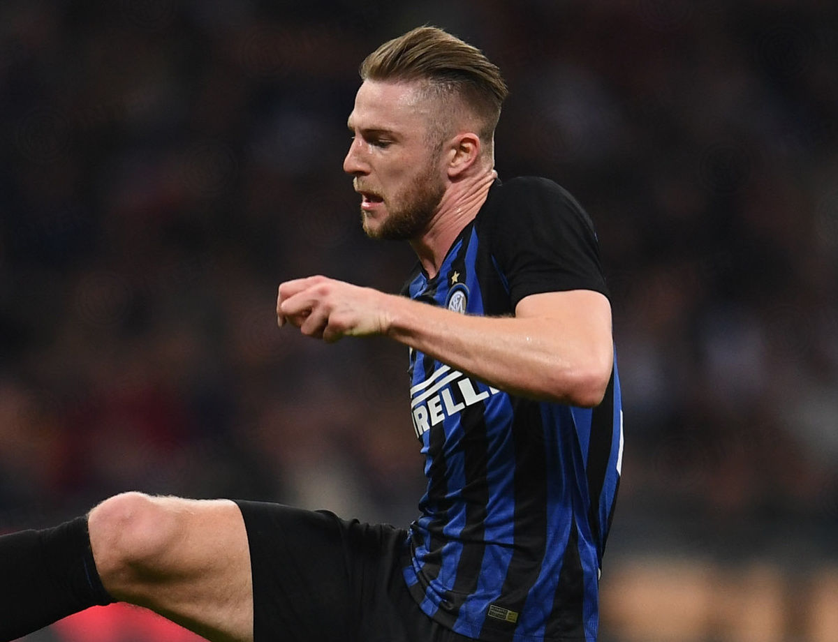 "Skriniar: ""We couldn't find the second goal"""