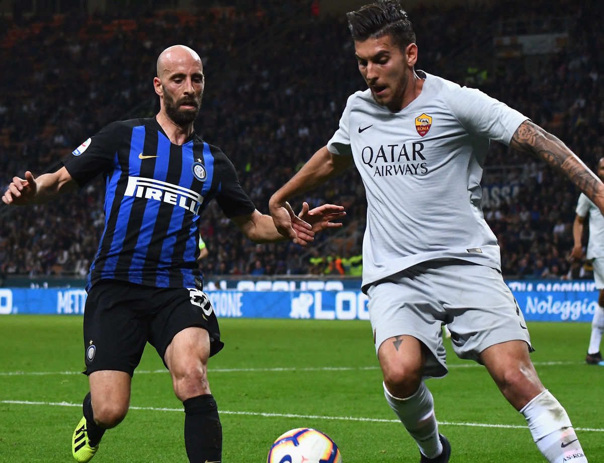 Vote for your man of the match from Inter vs. Roma