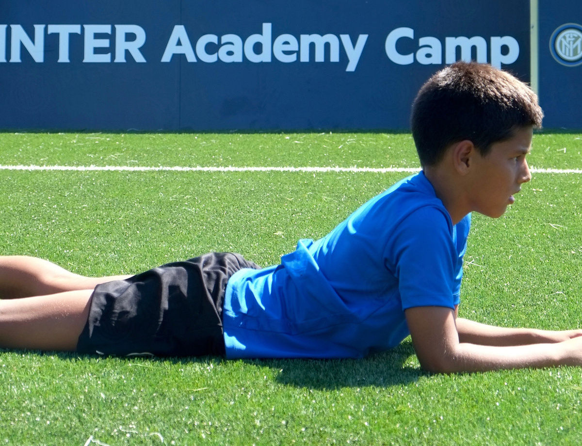 Inter Academy Camp returns for another summer with the Nerazzurri