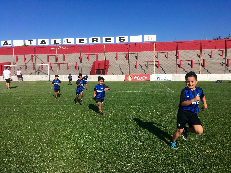 Novità per Inter Campus Argentina