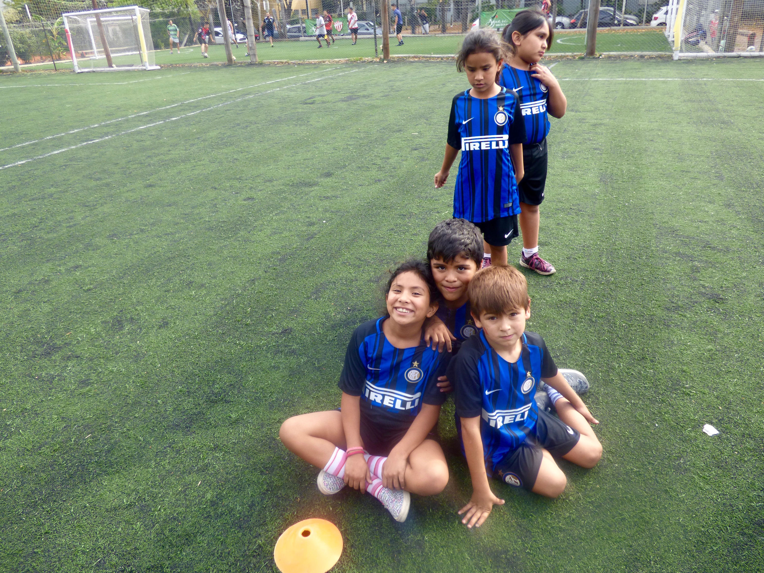 All change at Inter Campus Argentina