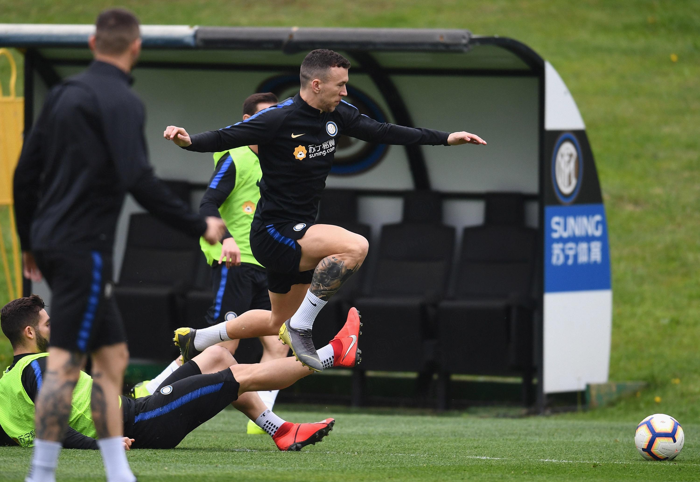 De cara al Inter vs. Juventus, enfoque táctico y partidillo