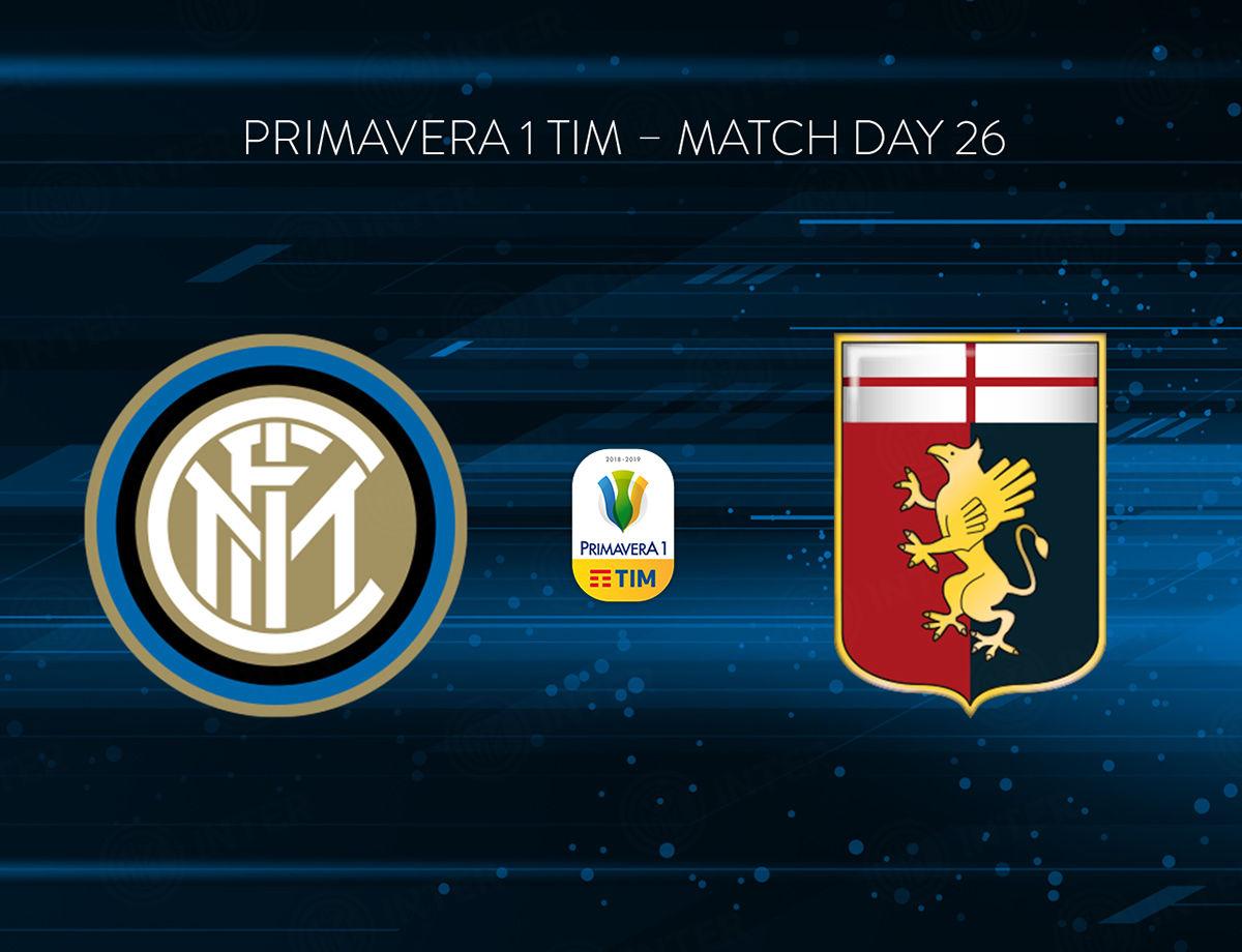 Primavera 1 TIM, Inter-Genoa live su Inter TV e inter.it