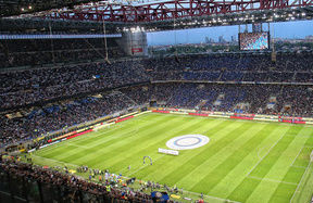 Gallery from Inter 1-1 Juventus