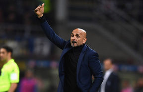 """Spalletti: """"We must always keep our foot on the accelerator"""""""