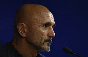 """Spalletti: """"We have four games left and they're all decisive"""""""