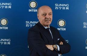 """Marotta: """"We want to achieve our objective"""""""