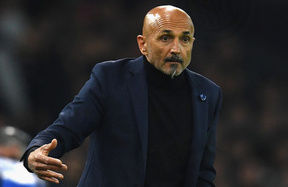 """Spalletti: """"We weren't able to make the most of our dominance"""""""