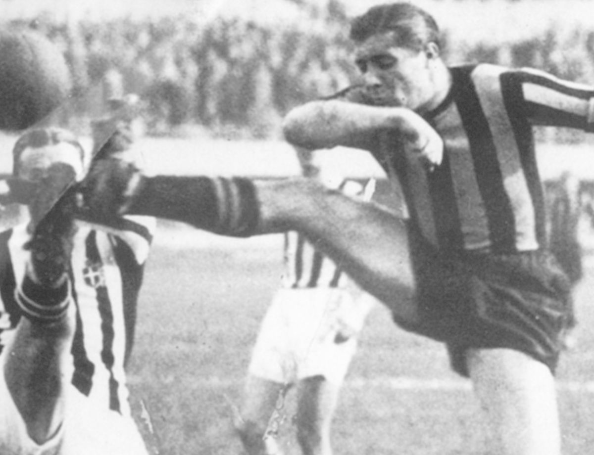 Inter Hall of Fame: Giuseppe Meazza