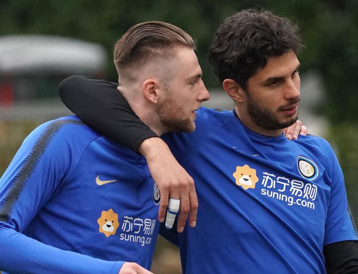 """Ranocchia: """"Inter adalah keluarga saya"""""""