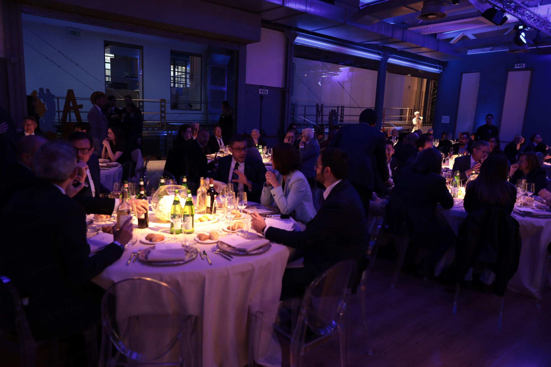 Gala Dinner per il lancio della stagione Hospitality 19-20