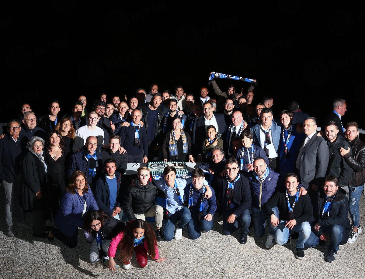Un decennale memorabile per l'Inter Club del Centenario Isola di Capri