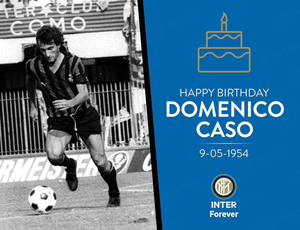 Buon compleanno Domenico Caso