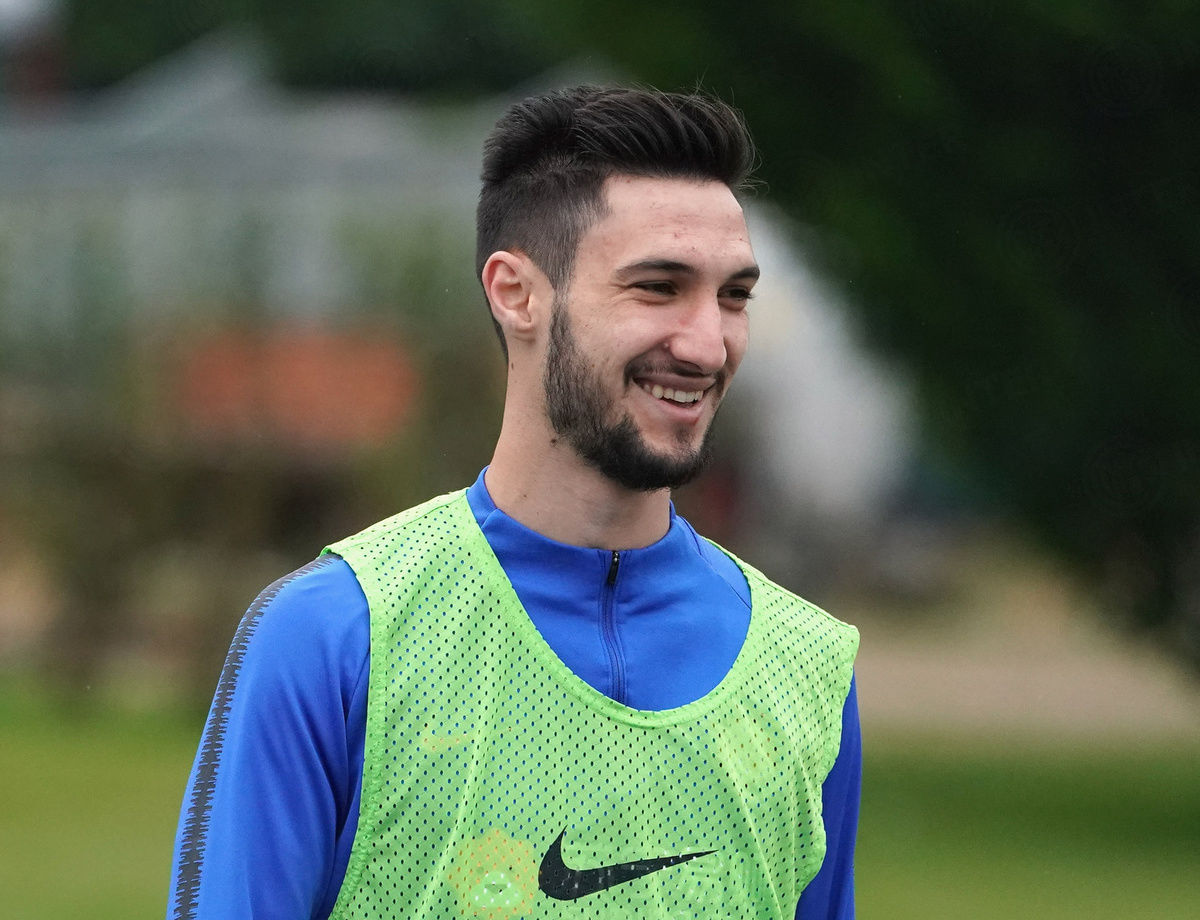 """Politano: """"We need goals and victories"""""""