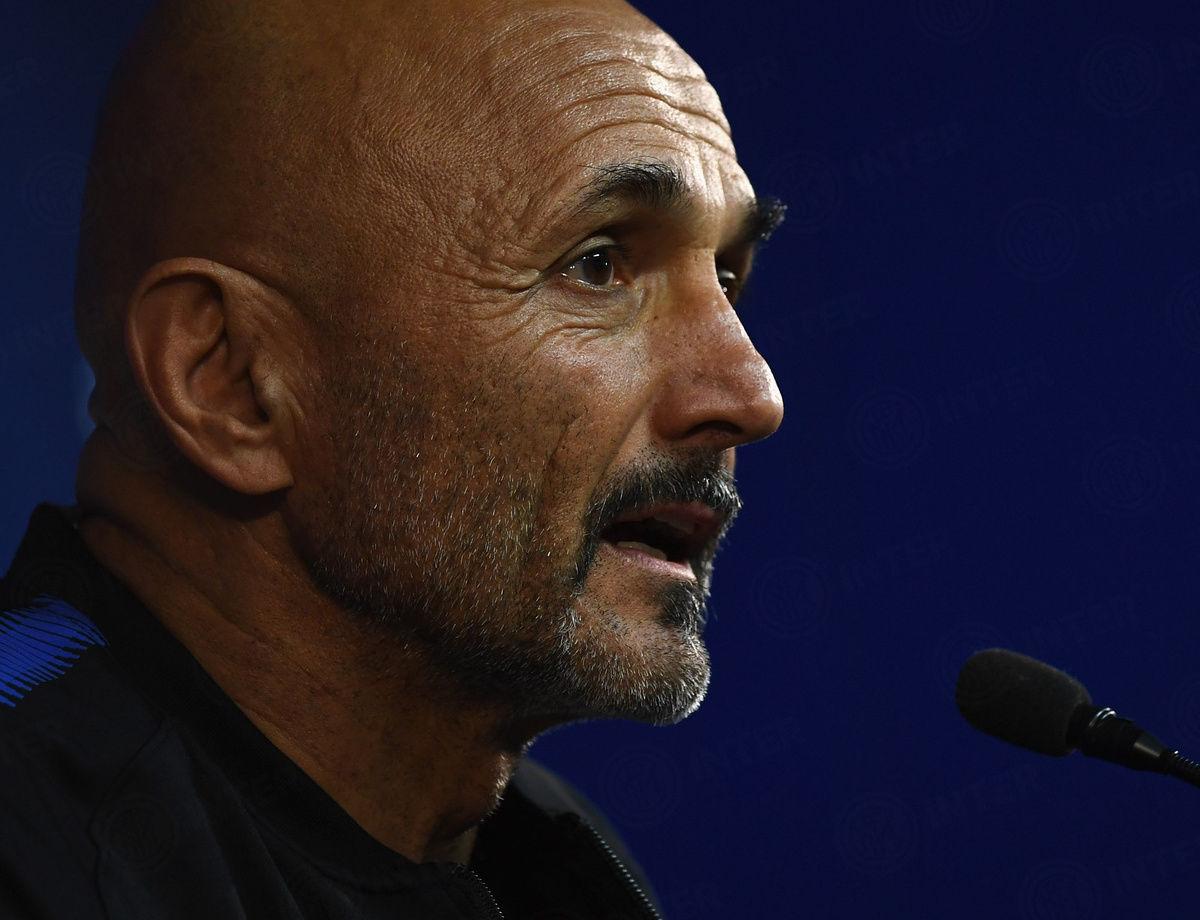 """Spalletti: """"C'è solo l'Inter"""""""
