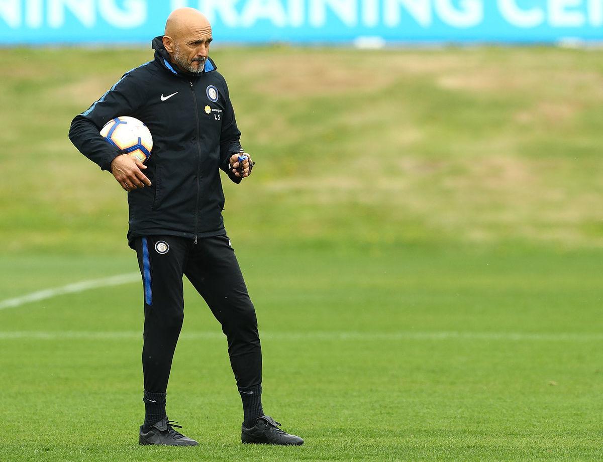 Los nerazzuri volvieron a los entrenamientos de cara al Napoli vs. Inter