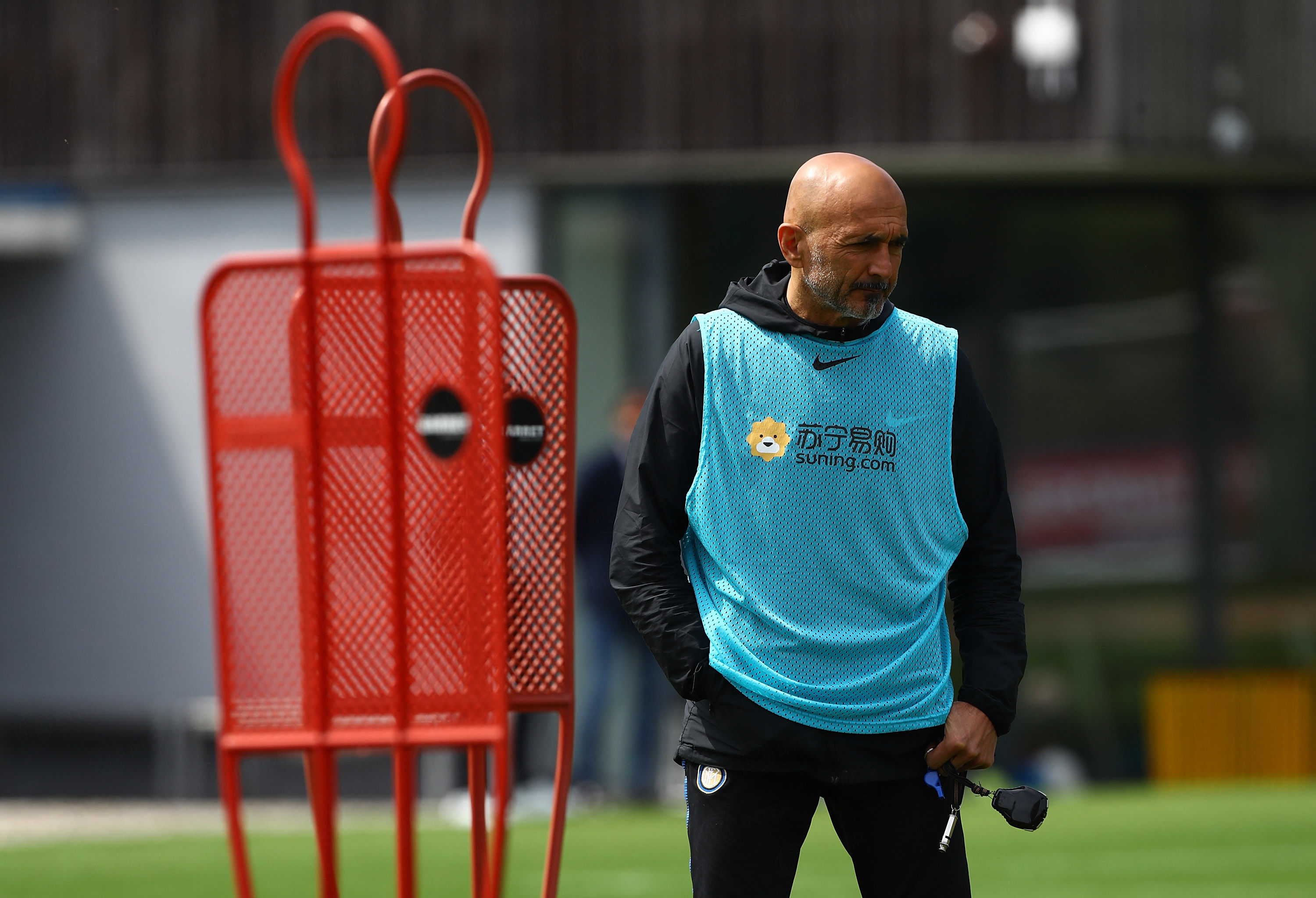 Heading towards Napoli vs. Inter: Tactical work and practice matches