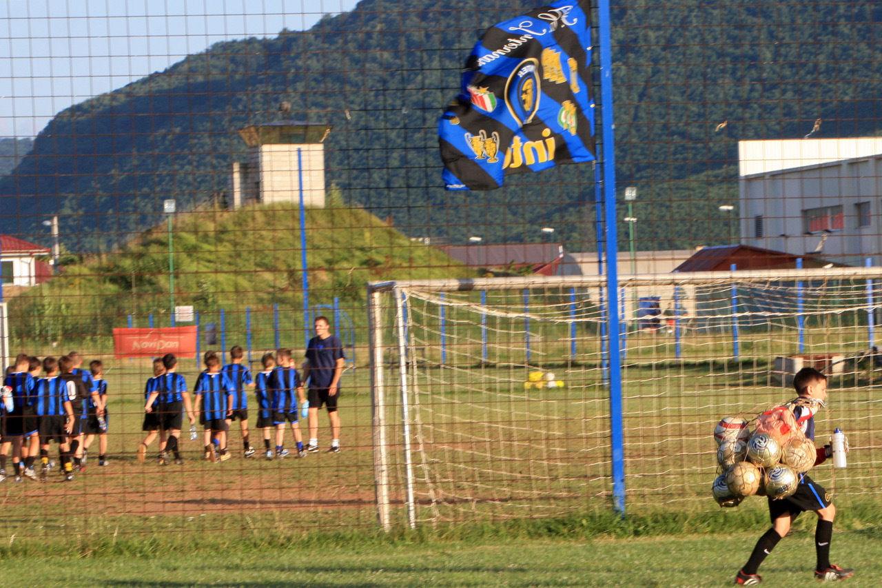 In Bosnia Erzegovina, tra le varie bandiere