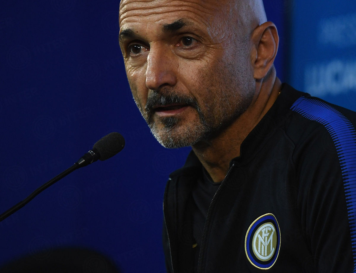 "Spalletti: ""We need to get back on the bus heading to the Champions League"""