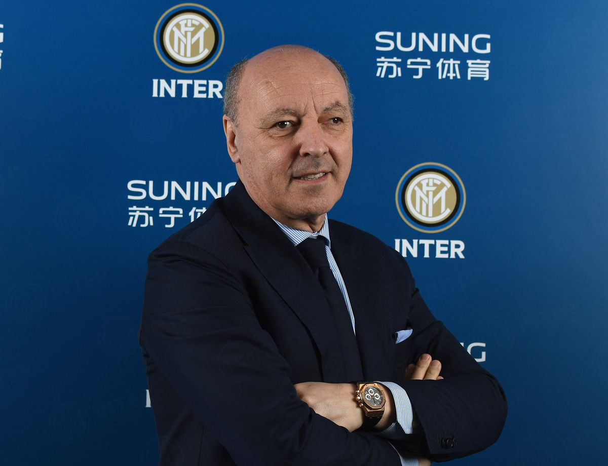 """Marotta: """"We have a goal to achieve"""""""