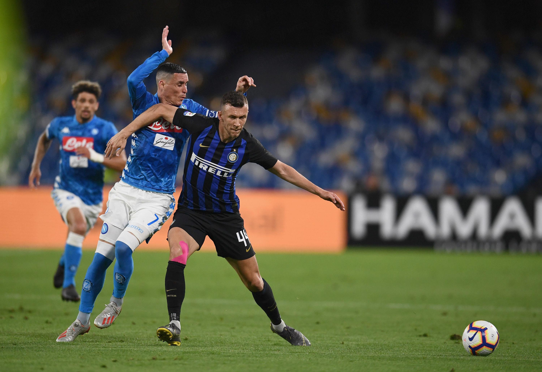 Napoli 4-1 Inter, the gallery