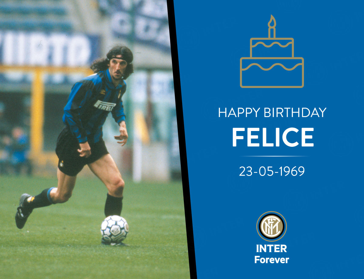 Buon compleanno Felice