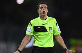 Banti to referee Inter vs. Empoli