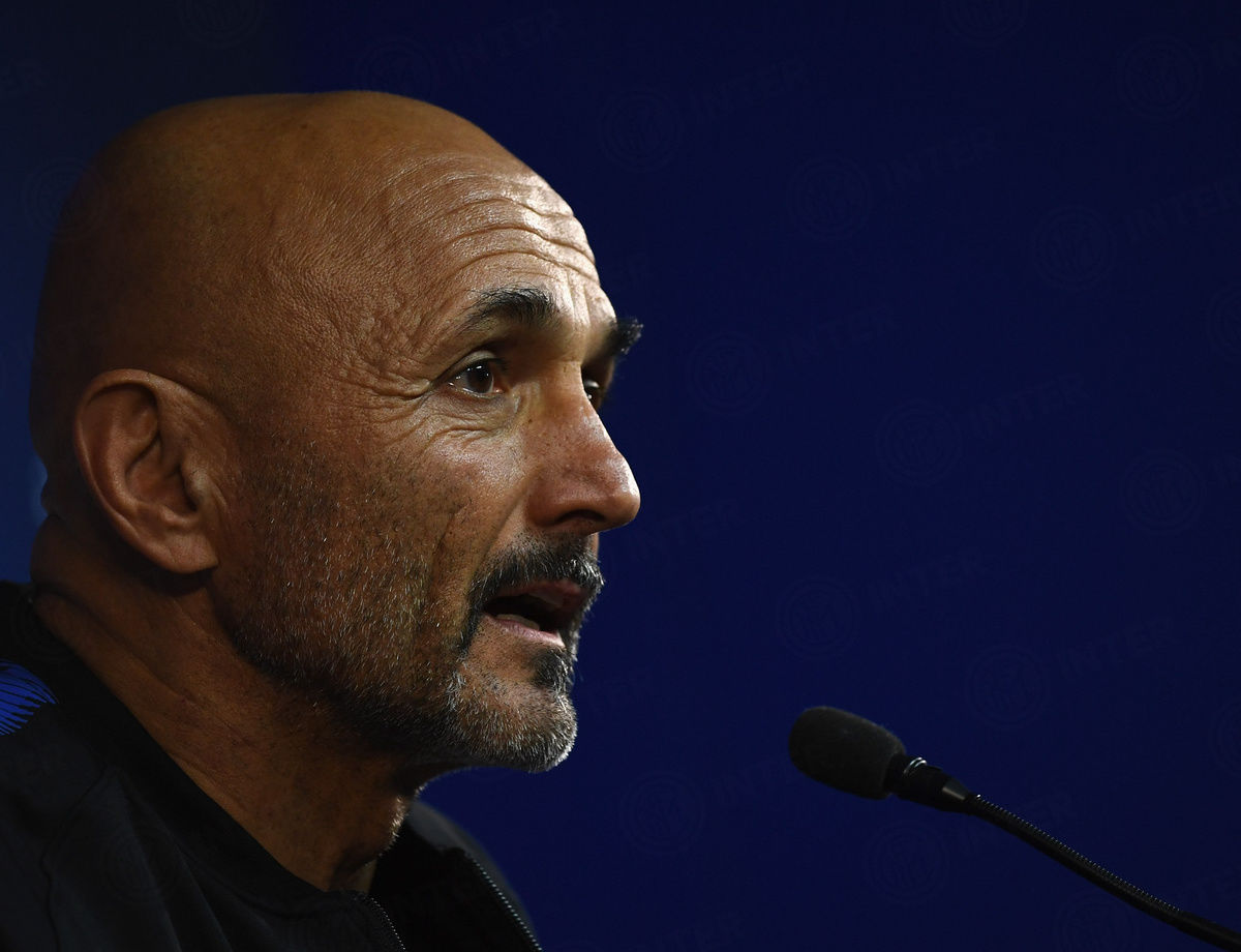 Inter vs. Empoli, time set for Luciano Spalletti's press conference