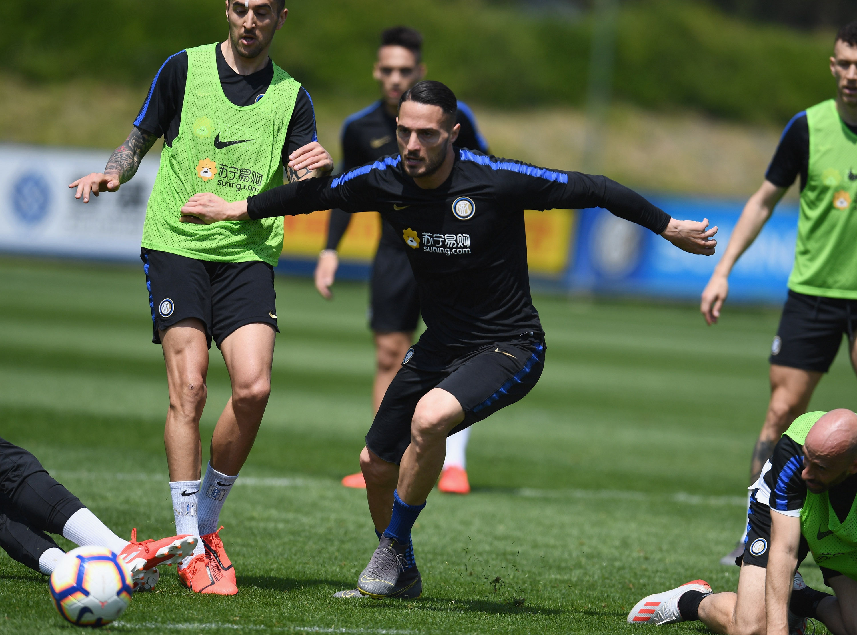 Rondos, olah taktik dan latih tanding jelang Inter vs. Empoli