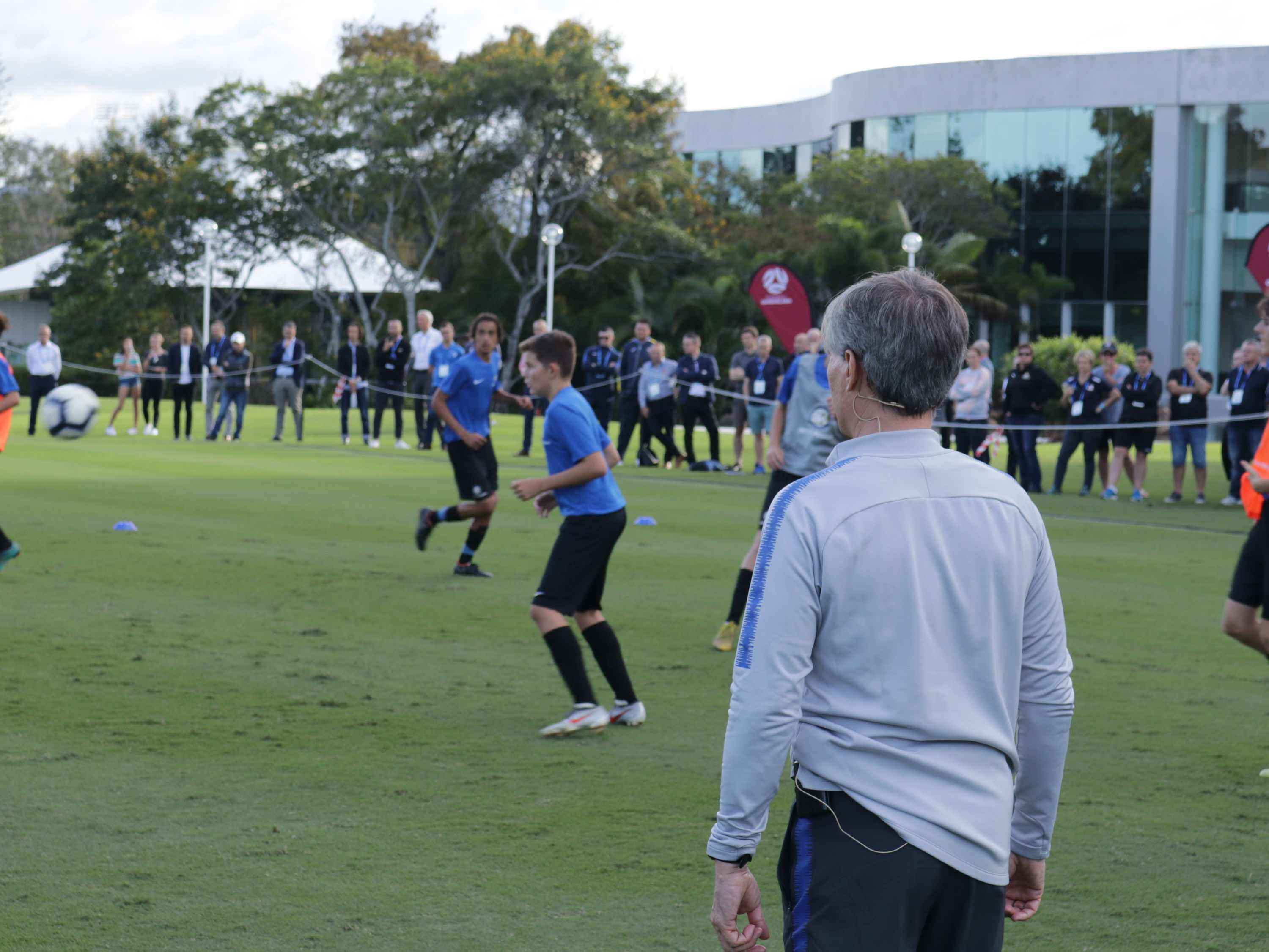 Inter Academy ospite all'International Football Coaching Conference Australia