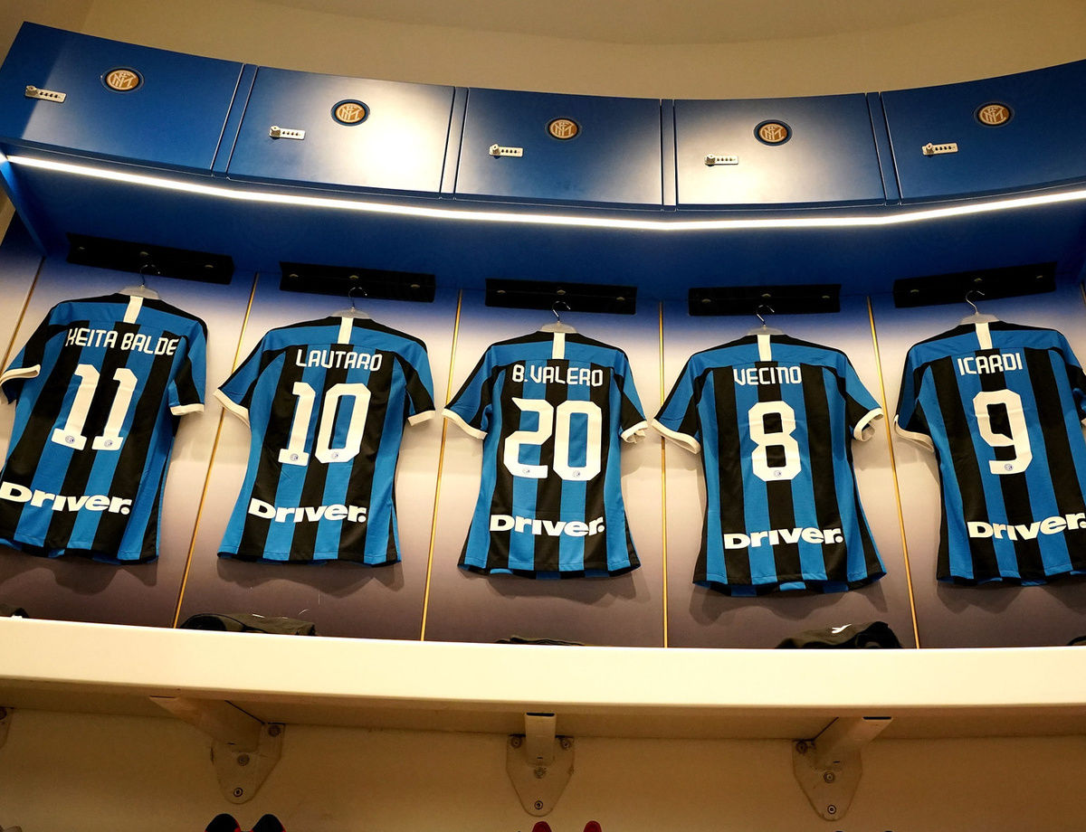 Inter vs. Empoli, the starting line-ups