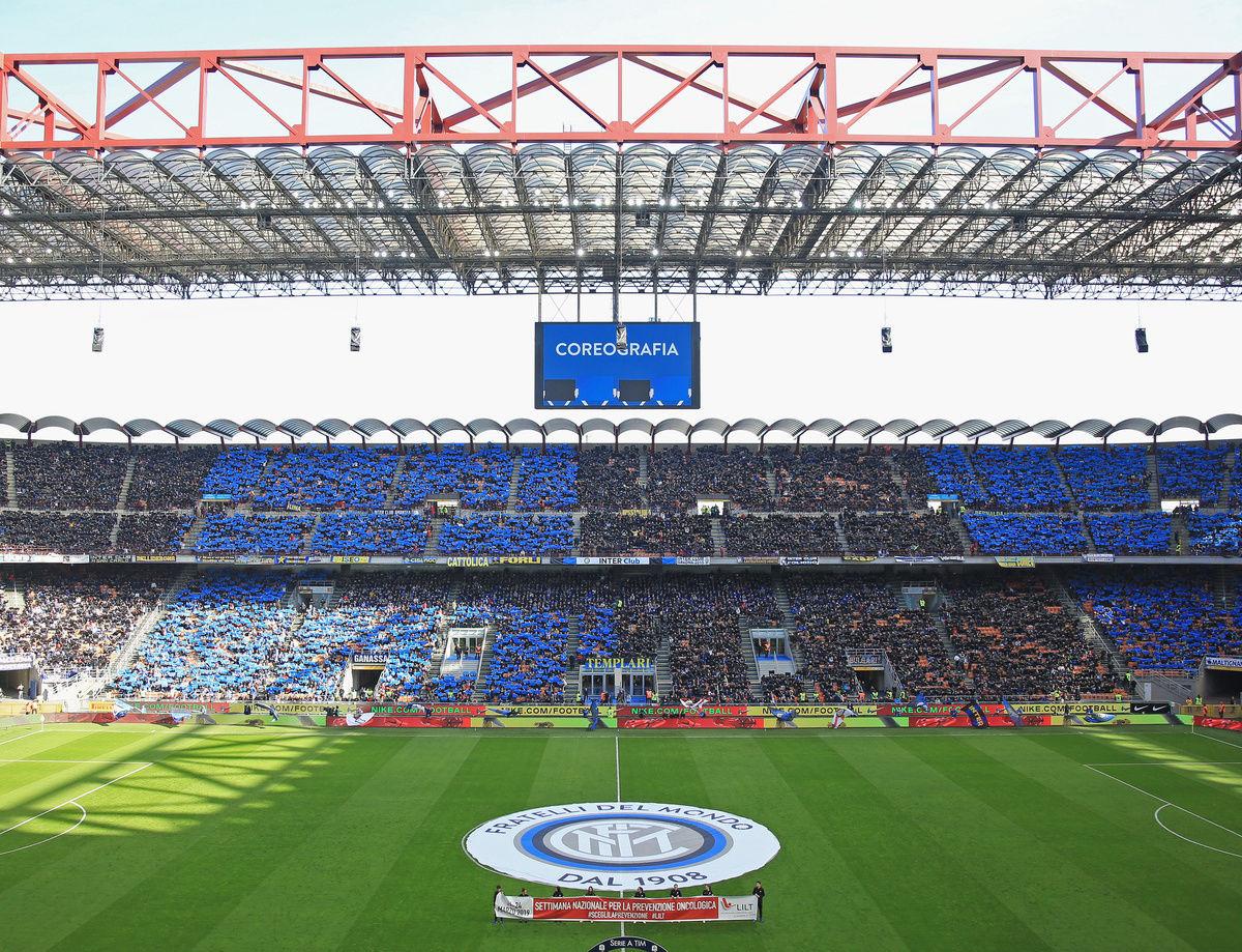 #InterFans, dukungan yang pantas lolos ke Champions League