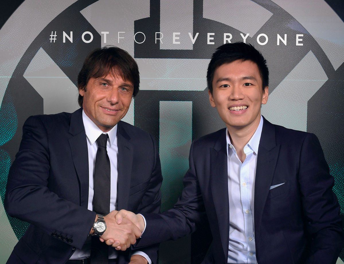 Antonio Conte will be Inter's new Coach