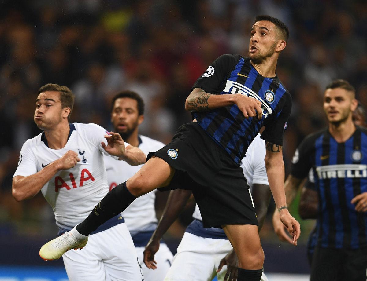 #TBT: Inter 2-1 Tottenham – Vecino seals it